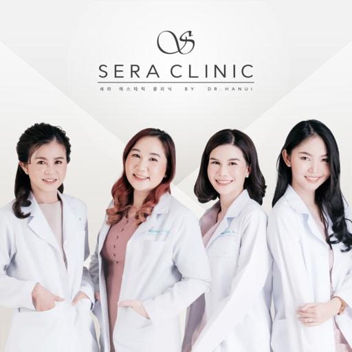 Sera Clinic รางวัลการันตีคุณภาพ เซรา คลินิก จากแพทย์ผู้เชี่ยวชาญ ที่มีประสบการณ์มากกว่า 10 ปี