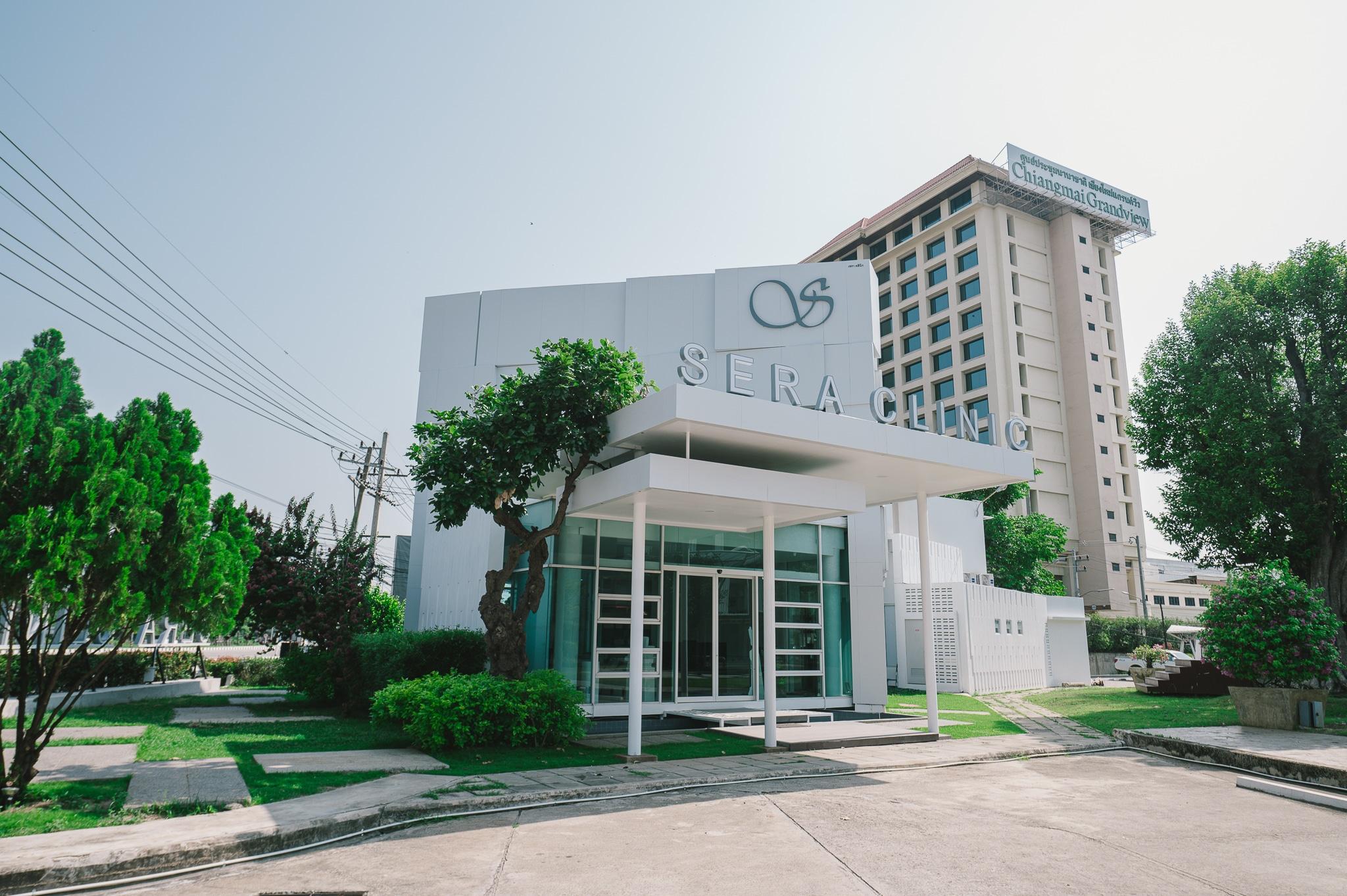 Sera Clinic Chiang Mai front view